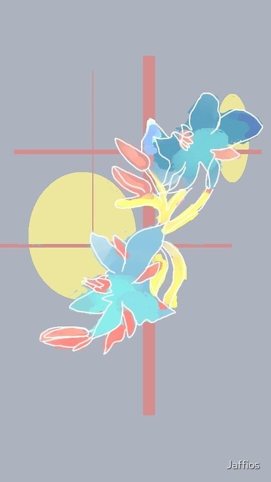 Flowers by Jaffios