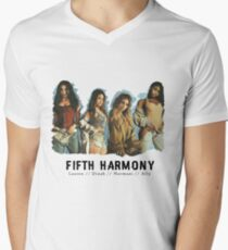 Fifth Harmony - Lauren / Dinah / Normani / Ally (Group) T-Shirt
