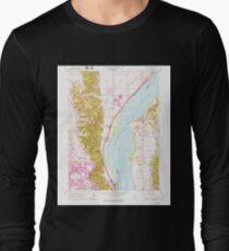 USGS TOPO Map Illinois IL Spring Bay 308773 1949 24000 T-Shirt