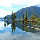 Lake Reflections by FeBe