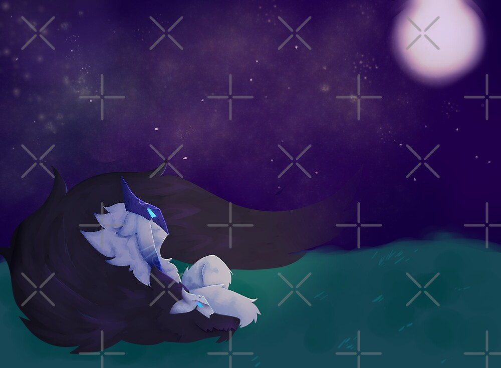 Kindred - Starry Sky by galaxycrows