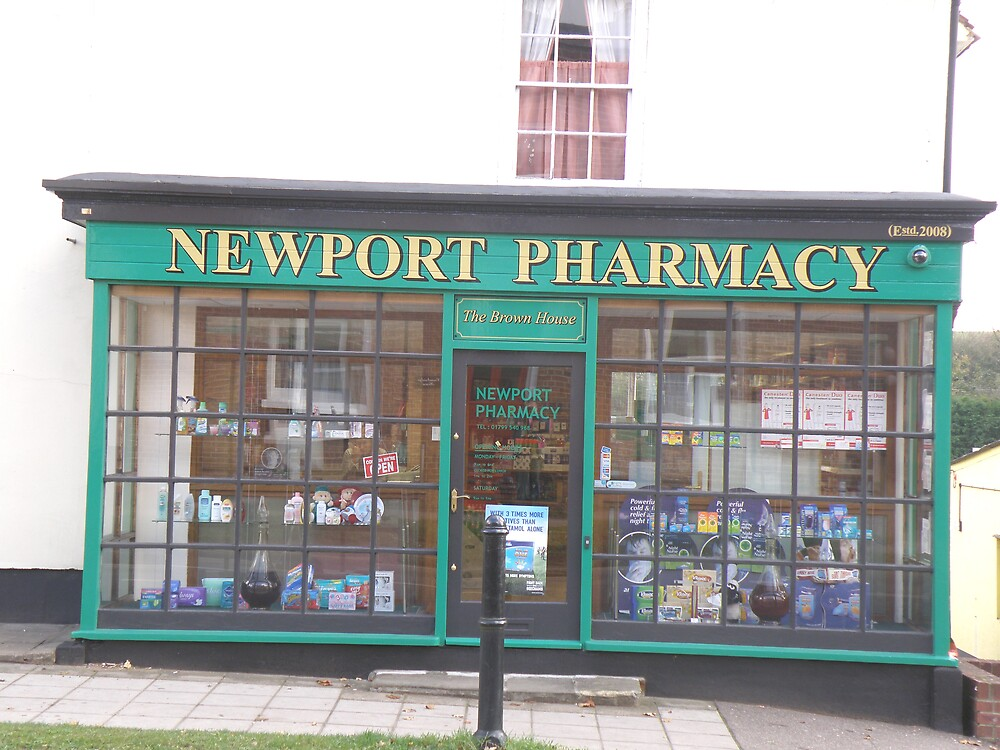 Newport Pharmacy by NewportGallery
