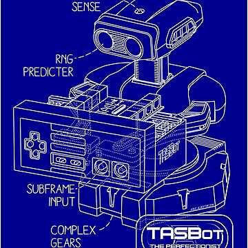 TASBot - the perfectionist by Ange4771