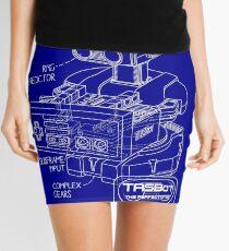 TASBot - the perfectionist Mini Skirt