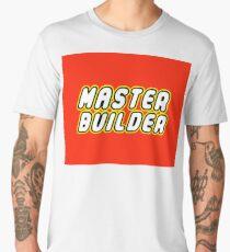 MASTER BUILDER Men's Premium T-Shirt