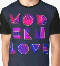 Modern Love (bonus) Graphic T-Shirt