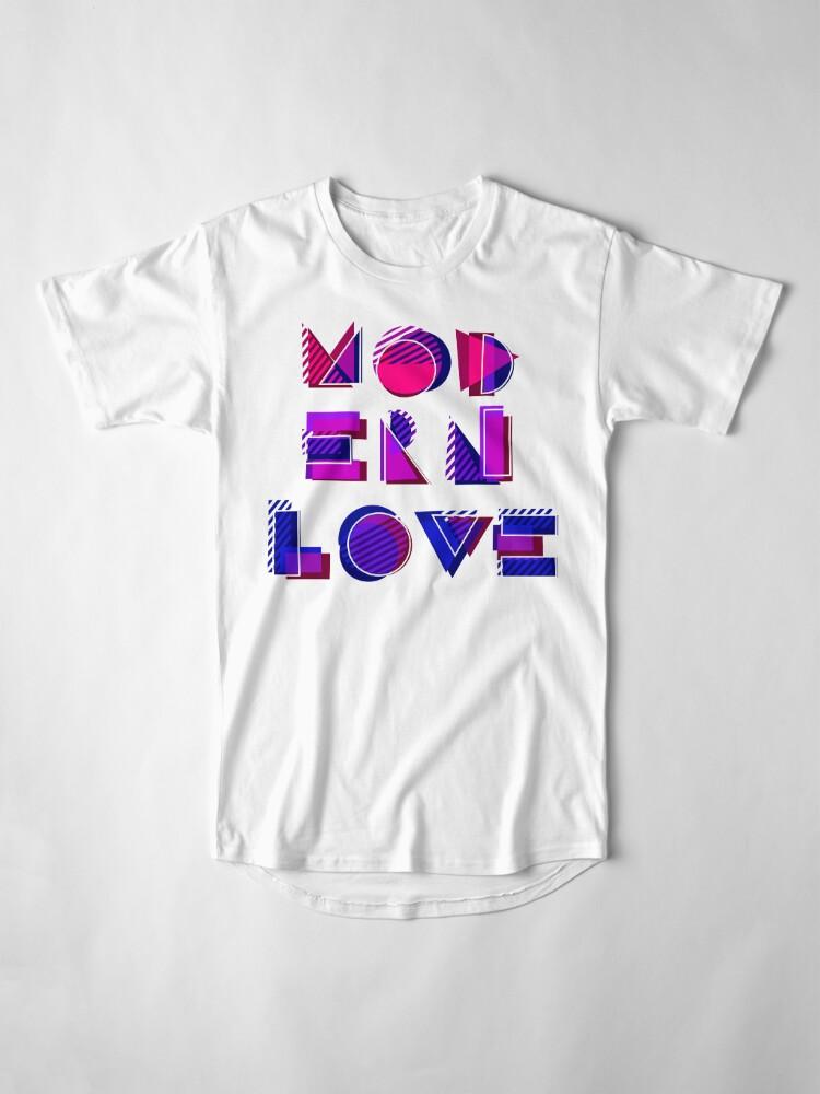 Alternate view of Modern Love (bonus) Long T-Shirt