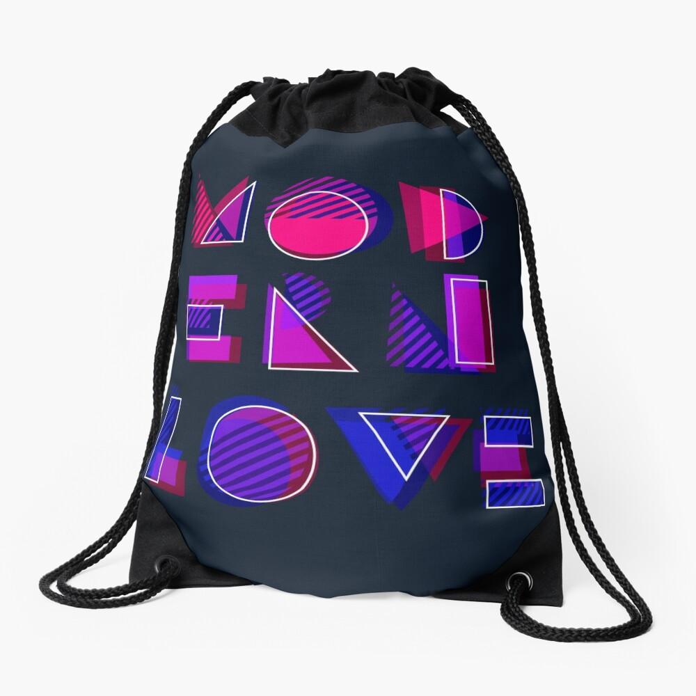 Modern Love (bonus) Drawstring Bag