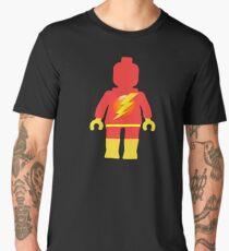 Lightning Minifig Men's Premium T-Shirt