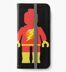 Lightning Minifig iPhone Wallet/Case/Skin