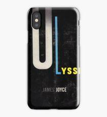 Ulysses by Joyce iPhone Case/Skin