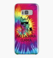 No Drama Llama Samsung Galaxy Case/Skin