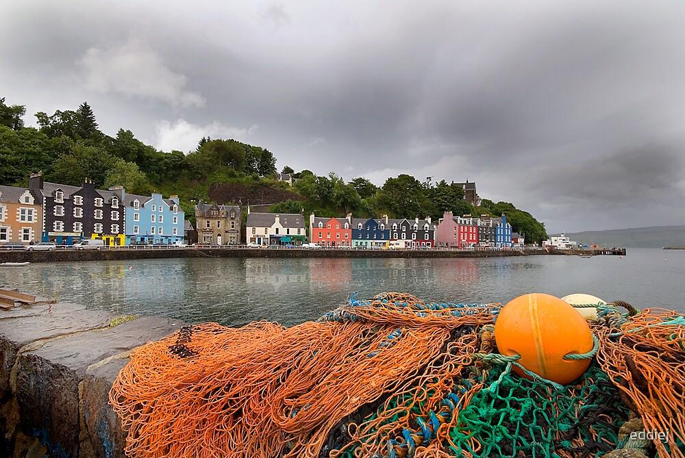 Tobermory- Isle of Mull - Scotland   by eddiej