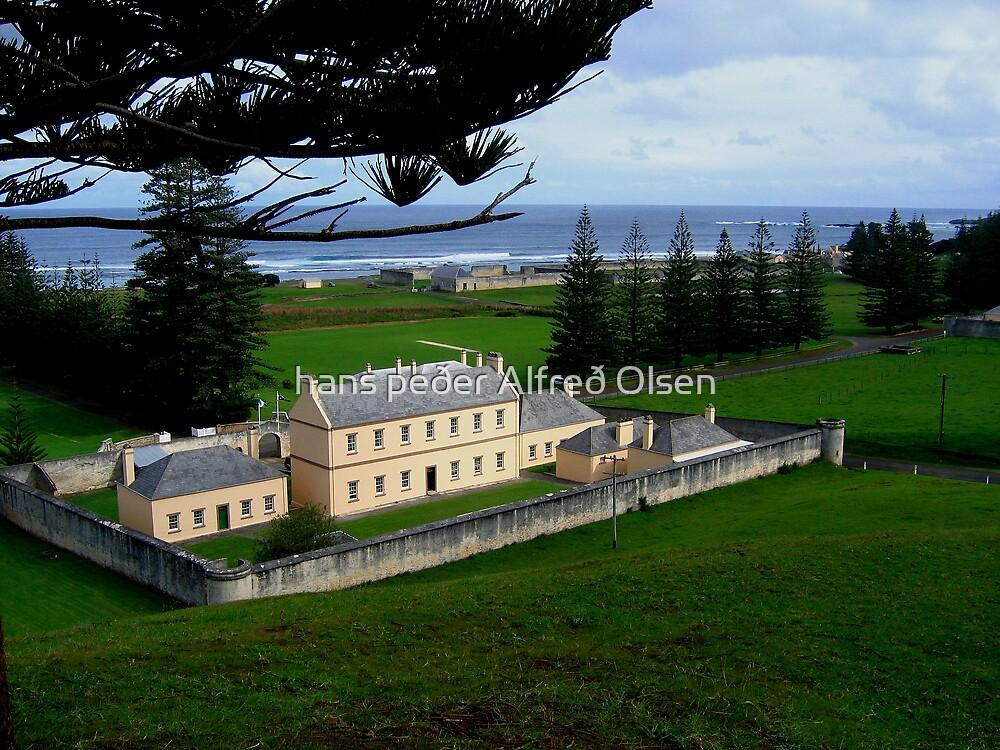 The commandants house by hanspeder