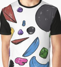 Bouldering Wall Graphic T-Shirt
