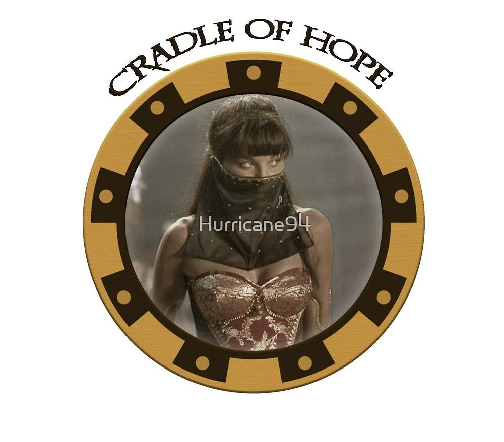 Xena - Cradle of hope (black) by Hurricane94