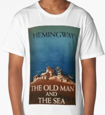 The Old Man and The Sea Long T-Shirt