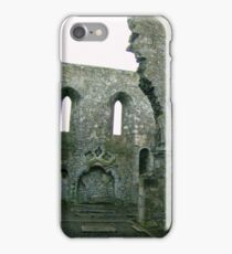 Old Priory in Ireland iPhone Case/Skin