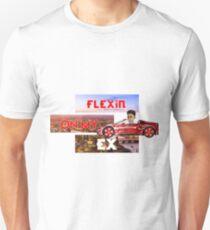 Hip Hop T- Shirts- Flexin On My Ex Unisex T-Shirt