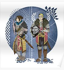 Thedas Posters Redbubble