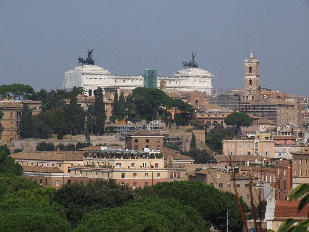 The beauty of Rome by Flavia Di segni