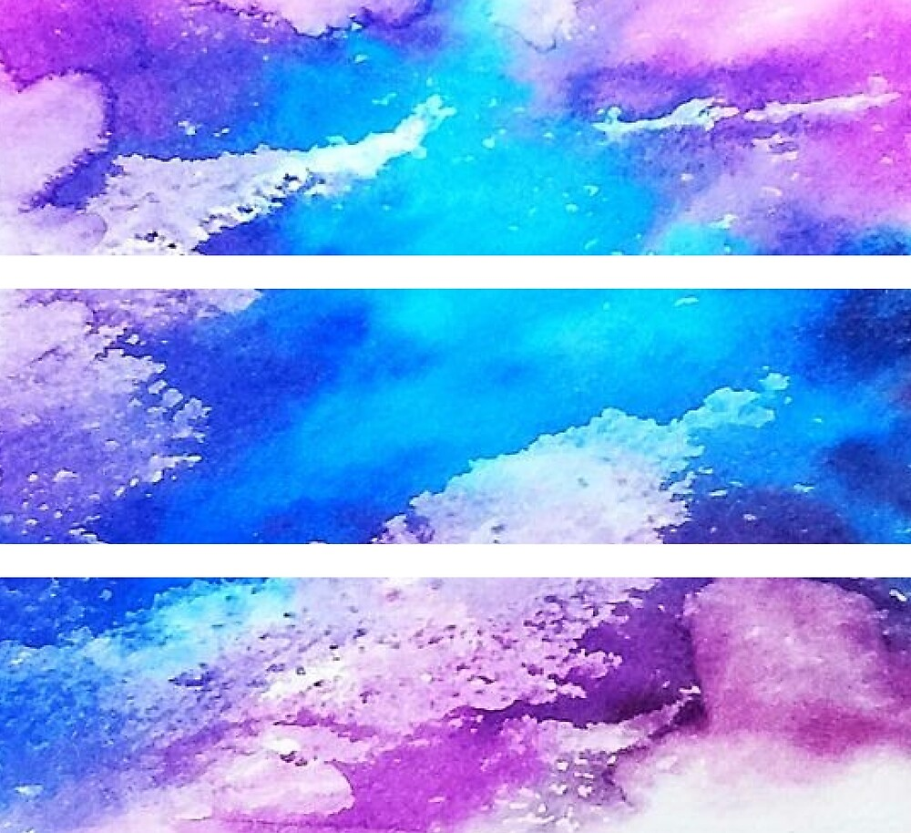 Cool Stuff- Rectangular Galaxy Pattern by PurpleLoxe