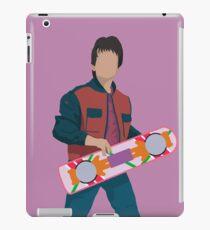 Marty Macfly iPad Case/Skin