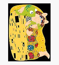 Muppets Klimt Photographic Print