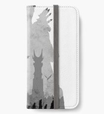 Sauron & The Fellowship iPhone Wallet/Case/Skin