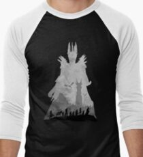 Sauron & The Fellowship Men's Baseball ¾ T-Shirt