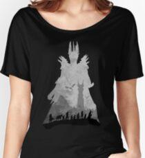 Sauron & The Fellowship Women's Relaxed Fit T-Shirt
