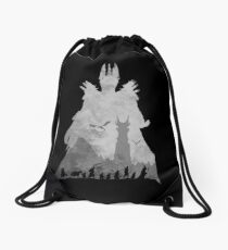 Sauron & The Fellowship Drawstring Bag