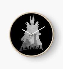 Sauron & The Fellowship Clock