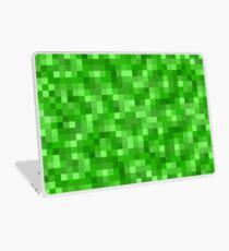 Minecraft Creeper replica Laptop Skin