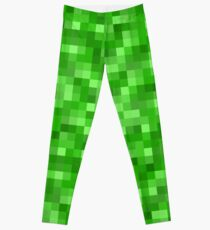 Minecraft Creeper replica Leggings
