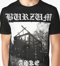 Burzum - Aske Graphic T-Shirt