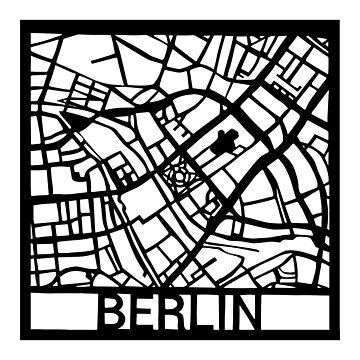 Berlin by husavendaczek