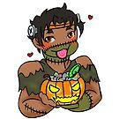 Hunk Halloween by Tsubasa-Art