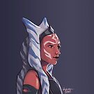 Rebels Ahsoka by theresa-draws