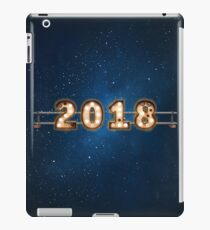 2018 - Wall-Art for Hotel-Rooms iPad Case/Skin