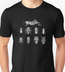 Entomology Insects Design - Insects Unisex T-Shirt