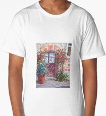 french doorway Long T-Shirt