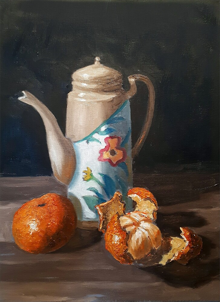 still life IV by colin ross jack