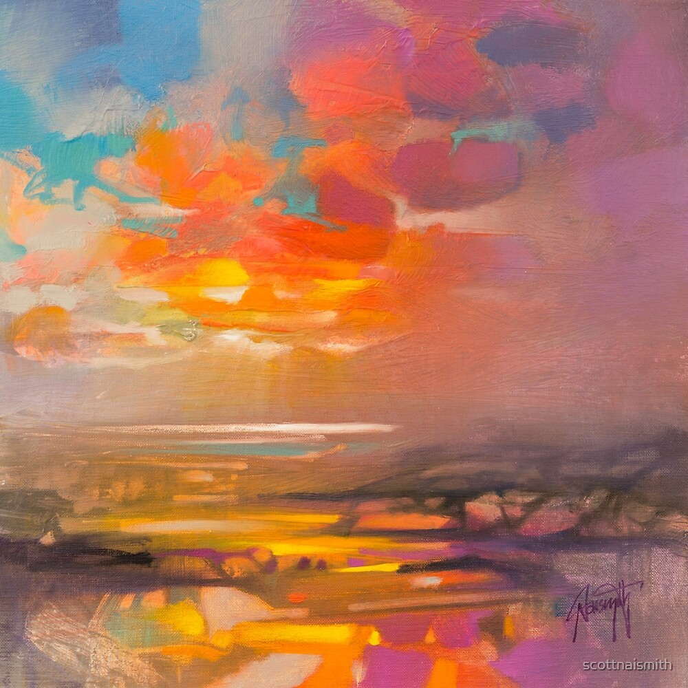 Vivid Light 3 by scottnaismith