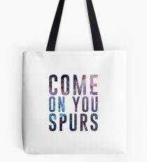 Come On You Spurs N17 Tote Bag