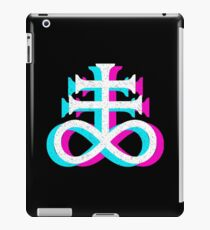 LEVIATHAN CROSS - SATANISM AND THE OCCULT iPad Case/Skin