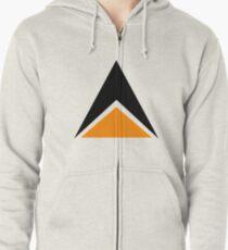 Subnautica - Alterra Corporation logo  Zipped Hoodie