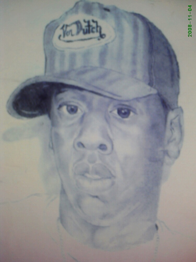 "Shawn "" Jay Z "" Carter by aries010"