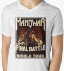 Manowar American heavy metal band T-Shirt