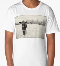 Turkey the Cow Long T-Shirt
